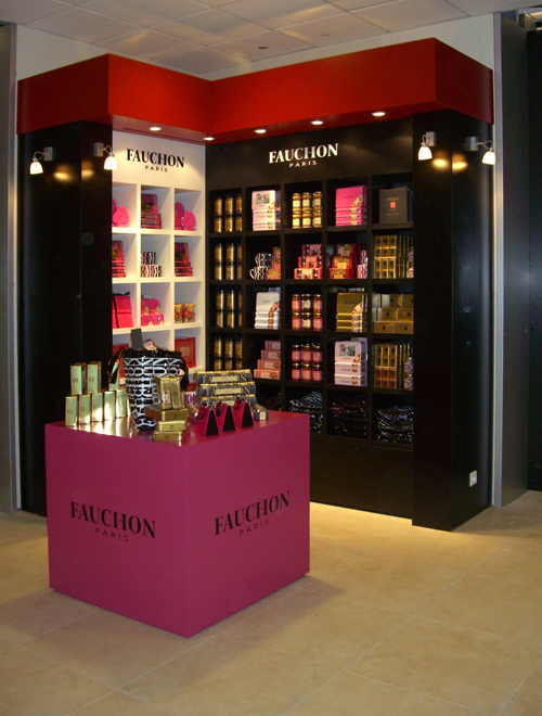 Fauchon - A realization of DWA Design Wapler Architects Agency Paris