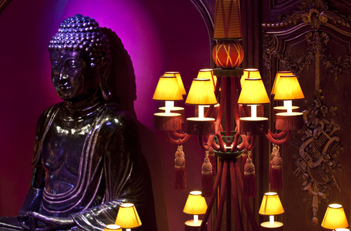 Buddha-Bar - A realization of DWA Design Wapler Architects Agency Paris